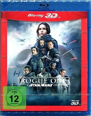 Rogue One 3D - A Star Wars Story  - 3D Blu-ray
