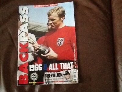 Backpass Retro Football Magazine Issue 51