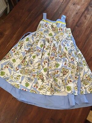 girls dress age 6-7 by polly and friends