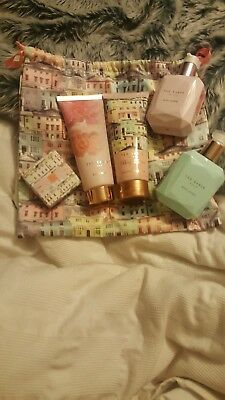 Ted Baker Body Lotion And Body Wash Matching Set with bag