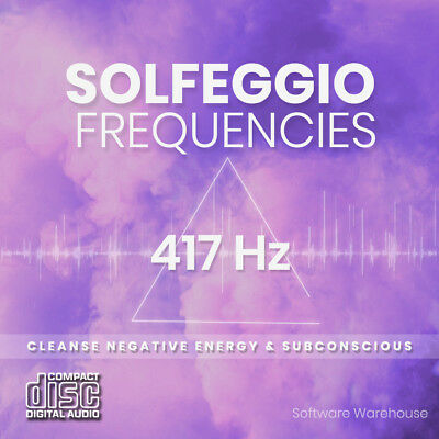 SOLFEGGIO HEALING FREQUENCIES - 396 Hz Meditation CD - Mind and Body
