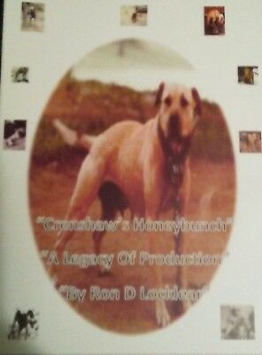 Crenshaws Honeybunch Legacy Of Production Paperback Book