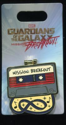 Guardians of The Galaxy Mission: Breakout Let's Boogie Groot Disney Pin 121957