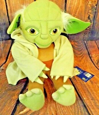 Star Wars Yoda Pillowtime Pal 2011 LucasFilm LTD
