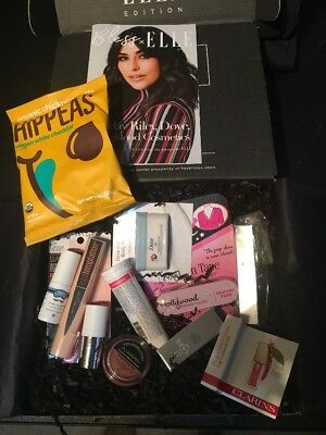 Bless Box Elle - March 2018 New Lot Sunday Riley, Youngblood