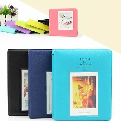 64 Pockets Photo Album For FujiFilm Instax Mini Polaroid Fuji Film Camera 7 8 EU