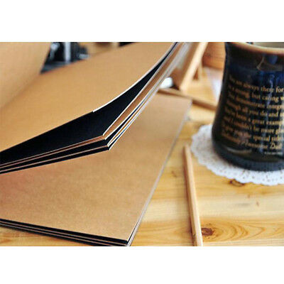 A4 DIY Photo Album Scrapbook For FujiFilm Instax Mini Polaroid Fuji Film Cam EU