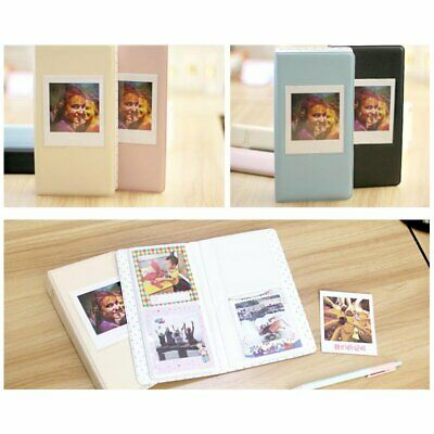 64 Pocket Photo Album For Fujifilm Instax Square SQ10 Camera SP-3 Printer Film E