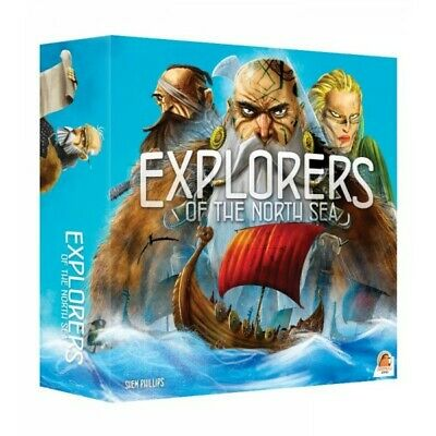 Explorers of the North Sea - Gioco da tavolo Renegade Game Studios