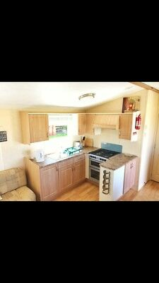 Static Caravan Hire 2018 Isle of Wight Sandhills Holiday Park Family 6 Berth