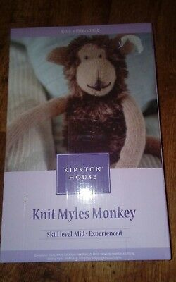 Kirkton house knit myles monkey new
