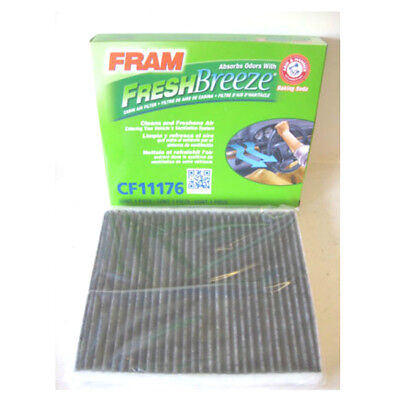 FRAM CF10548 Fresh Breeze Cabin Air Filter with Arm /& Hammer  NEW
