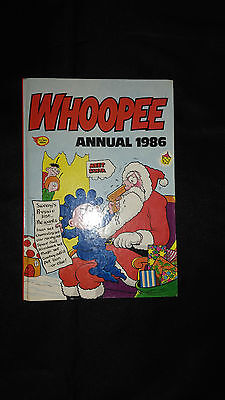 Whoopee 1986 Vintage Comic Book Annual