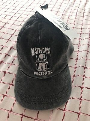 DEATH ROW RECORDS Official dad hat 4009a63f824