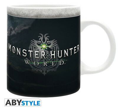 Monster Hunter World Mug Tasse ABYSTYLE