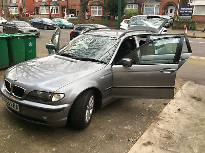 Bmw E46 Touring Estate Diesel Automatic 2 Ltr Good Condition