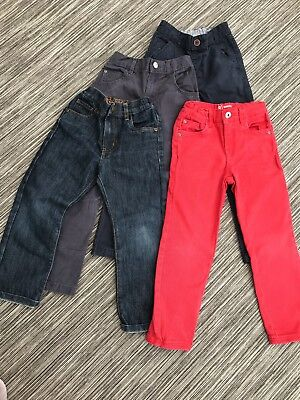 Boys Trousers Jeans Bundle Age 4-5 Years