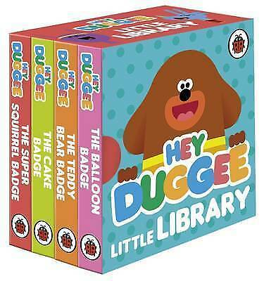 Hey Duggee - Little Library by Unknown (Mixed media product, 2016)