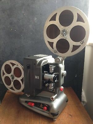 Bolex Paillard M8 Movie Projector,for Display Only,shop,cafe Display Free Post