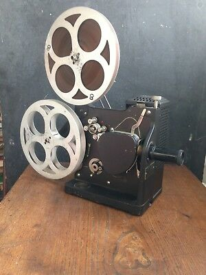 Kodascope Mod D 16Mm Movie Projector,for Display Only,shop,cafe Display Freepost