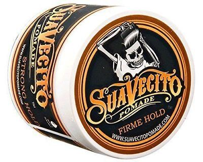 Suavecito Pomade Original Hold 4 oz Strong Firme Hair 113g UK Seller