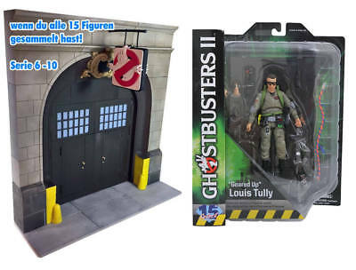 Ghostbusters 2 Select Actionfigur Serie 6 Deluxe Louis Tully Diamond Select