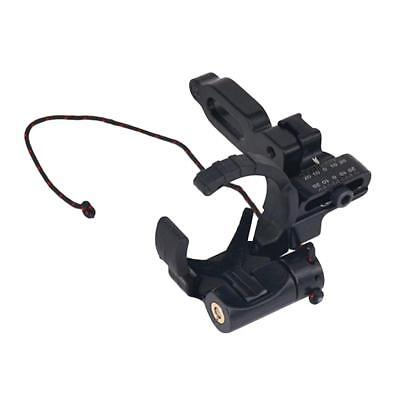 Archery Hunting Compound Bow Drop Away Arrow Rest Fits for Right Hand