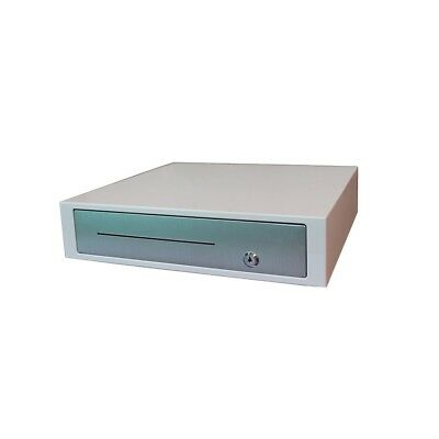 Brand new Clover D100 Cash Drawer With Set of 2 Keys and Cable - New in Box