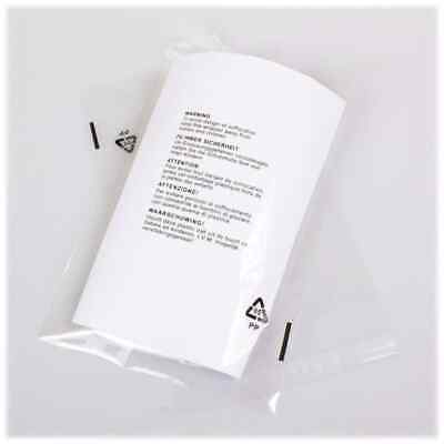 Clear Transparent Garment Poly PP Mailing Bags