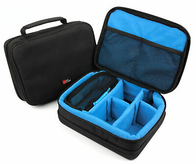 Protective EVA Portable Case (in Blue) for MEMTEQ ZT53 - by DURAGADGET