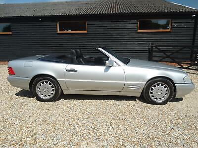 1998 MERCEDES SL320 AUTO [genuine mileage ]