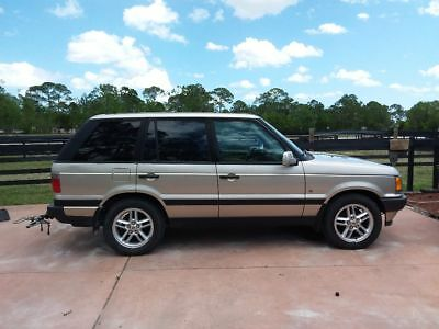 2000 Land Rover Range Rover HSE 2000 Range Rover 4.6 HSE Low miles