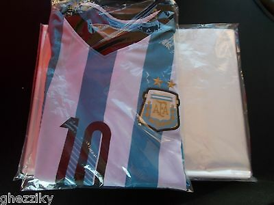 """100 - 9"""" x 12"""" Clear Poly T- Shirt Plastic Apparel Bags 2"""" Flap *BEST QUALITY*"""