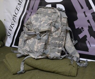 US Military Army ACU 3 Day ASSAULT PACK Molle BACKPACK