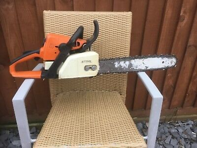 Stihl Ms250 Petrol Chainsaw