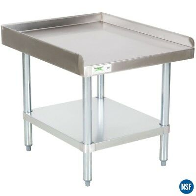 """30"""" x 24"""" Stainless Steel Mixer Table"""