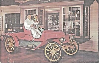 The Henry Ford Museum Detroit Michigan P1501 Vintage Photo Postcard W Stamp