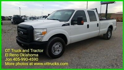Ford F-250 XL 2012 Ford F-250 XL Crew Cab Long Bed 6.2L Gas 2wd F250