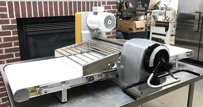 Rondo Ste 53 Bakery Equipment Table Top Reversible Dough Sheeter Roller