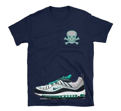 LEBRON 9 SOUTH BEACH ELITE FLAG T SHIRT BY SALUTE AND CONQUER