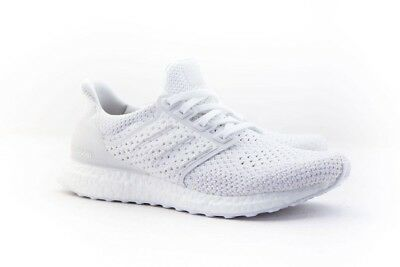 Details about adidas UltraBOOST Clima White Silver Men Running Training Shoes Sneakers CG7082