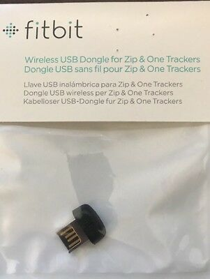 Fitbit Wireless Sync Dongle USB For Charge, HR, Flex, One, Zip, Force, Surge OEM