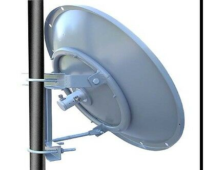 ANTENNA DISH 5GHZ - 1.2 METERS, 36.5 dBi, MIMO