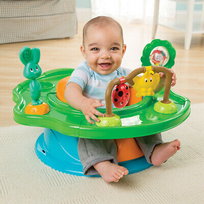 Summer Infant Secure Baby Feeding Play Booster Activity Seat
