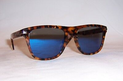New Marc Jacobs Sunglasses Marc 185 s C9B-Xt Havana blue Mirror Authentic b651d38392eb