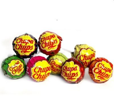 Assorted Flavor Best of CHUPA CHUPS Lollipops Lollies Jar Pack 200 PCS