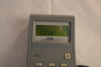 CelleBrite UME-24 Mobile Phone Synchronization System + 50 Cables used