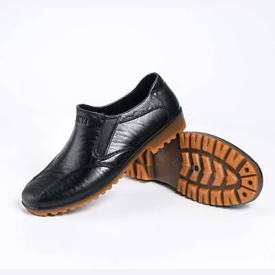 Men Chef Nonslip Kitchen Oil & Water Proof Safety Cook Culinary School Shoes New