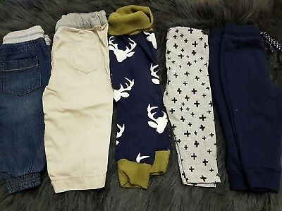 Baby pants - size 00 - 5 items