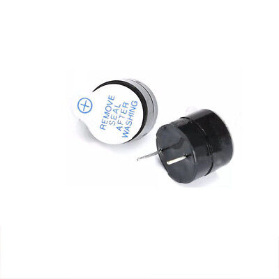 Black 3-24V YMD-12095 Active Separate Buzzer Electromagnetic Original With Pins